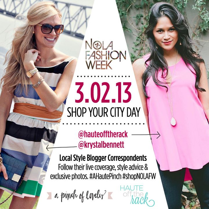 NOLAFW shop your city day ad