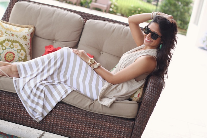 striped-maxi-skirt