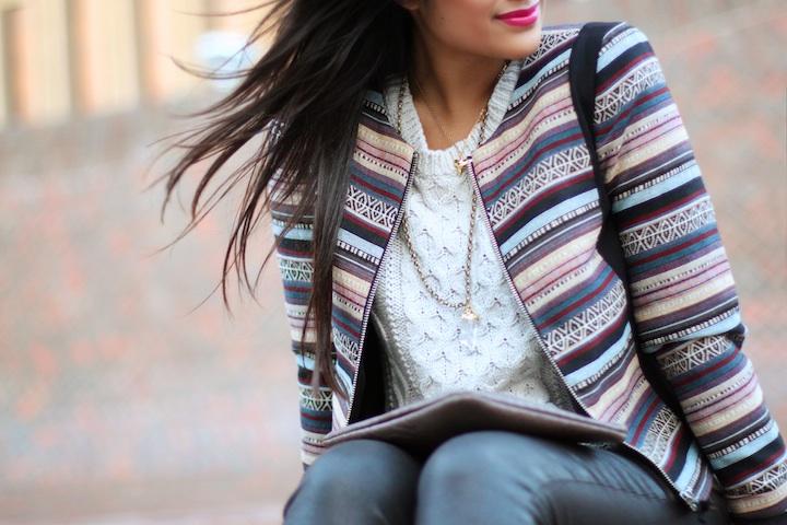 Aztec-jacket