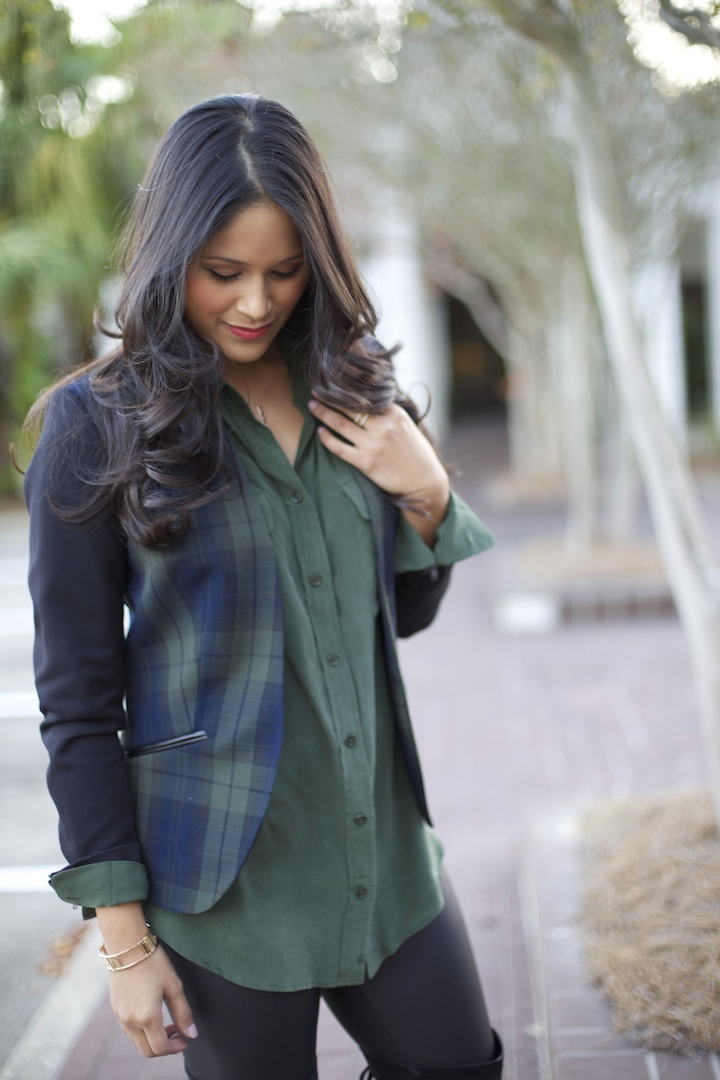 plaid-blazer
