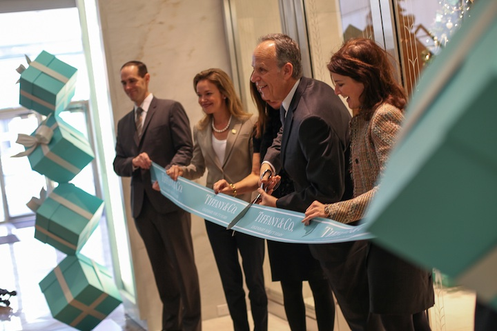 fe76a893c Tiffany & Co. Grand Opening in NOLA - Haute Off The Rack