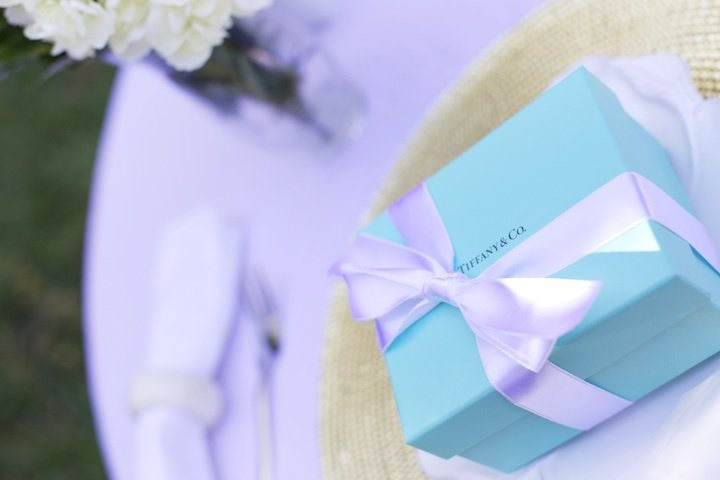 tiffany & Co. box