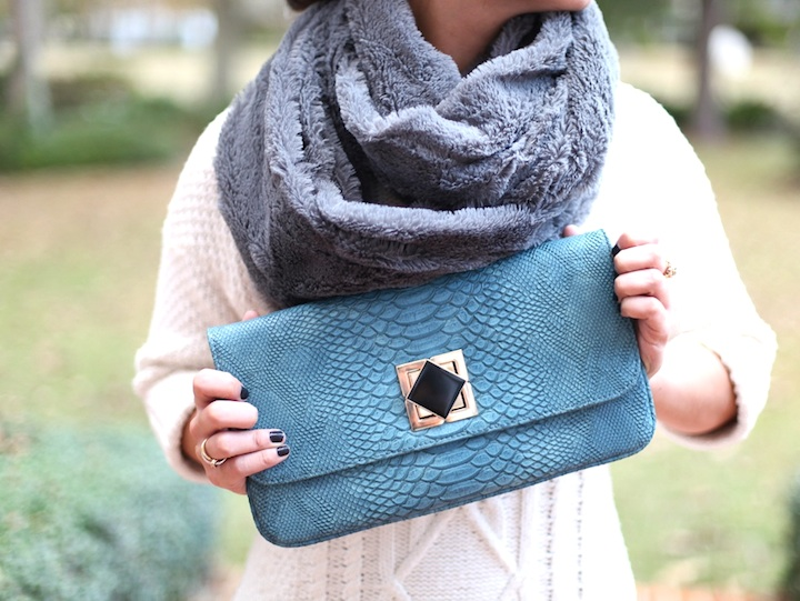 embossed-clutch