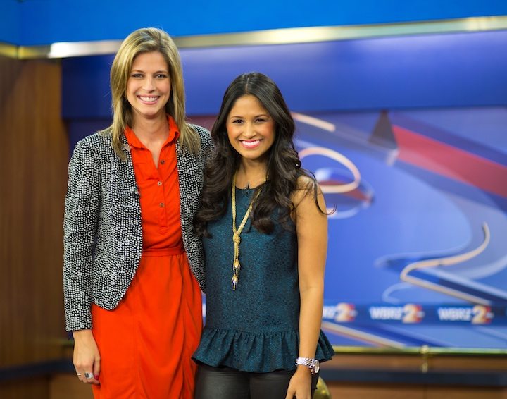 Holiday Looks On WBRZ News 2 With Haute Off The Rack ... Wbrz News 2 Photos