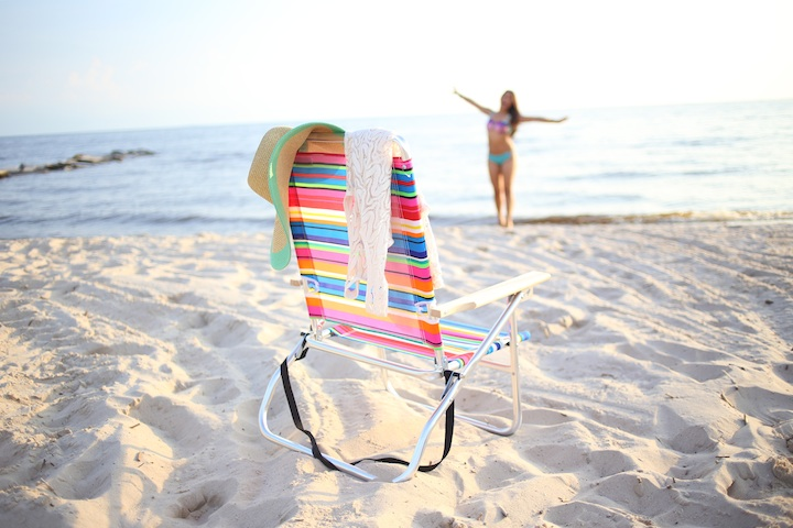colorful-beach-chair