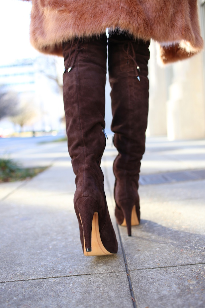 sam edelman kayla over the knee boot Archives · Haute Off The Rack