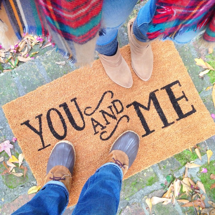 holiday-door-mat