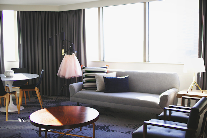 Part I Of My Stay At The Le Meridien New Orleans With The