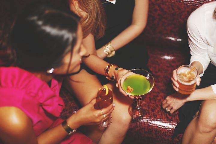 the saint hotel burgundy bar