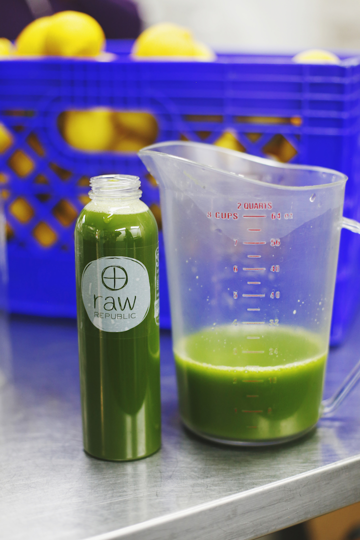 green juice review