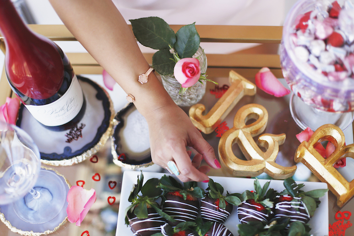 Diy Valentine S Day Date Night Ideas Haute Off The Rack