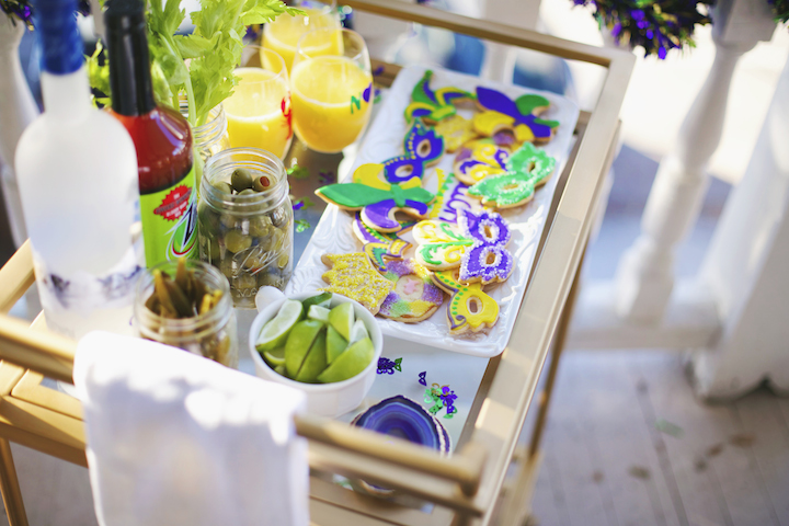 mardi-gras-bar-cart