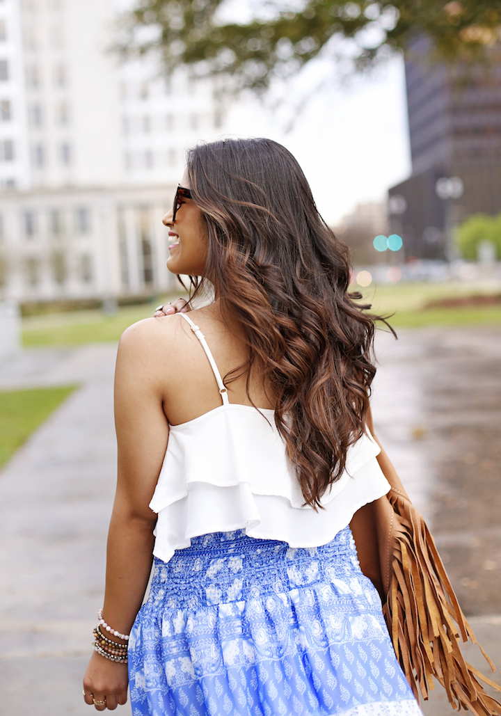 The Cutest Flirty Spring Skirt Haute Off The Rack