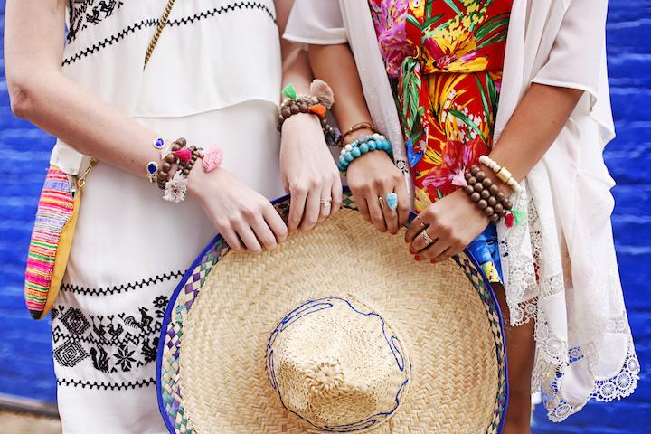 beaded-tassel-bracelets