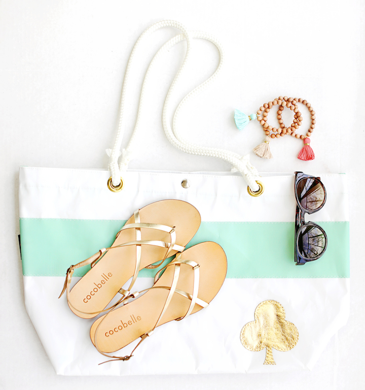 coco belle sandals