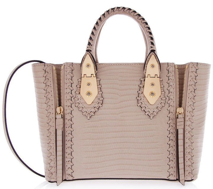 Hendri Bendel Mini Satchel
