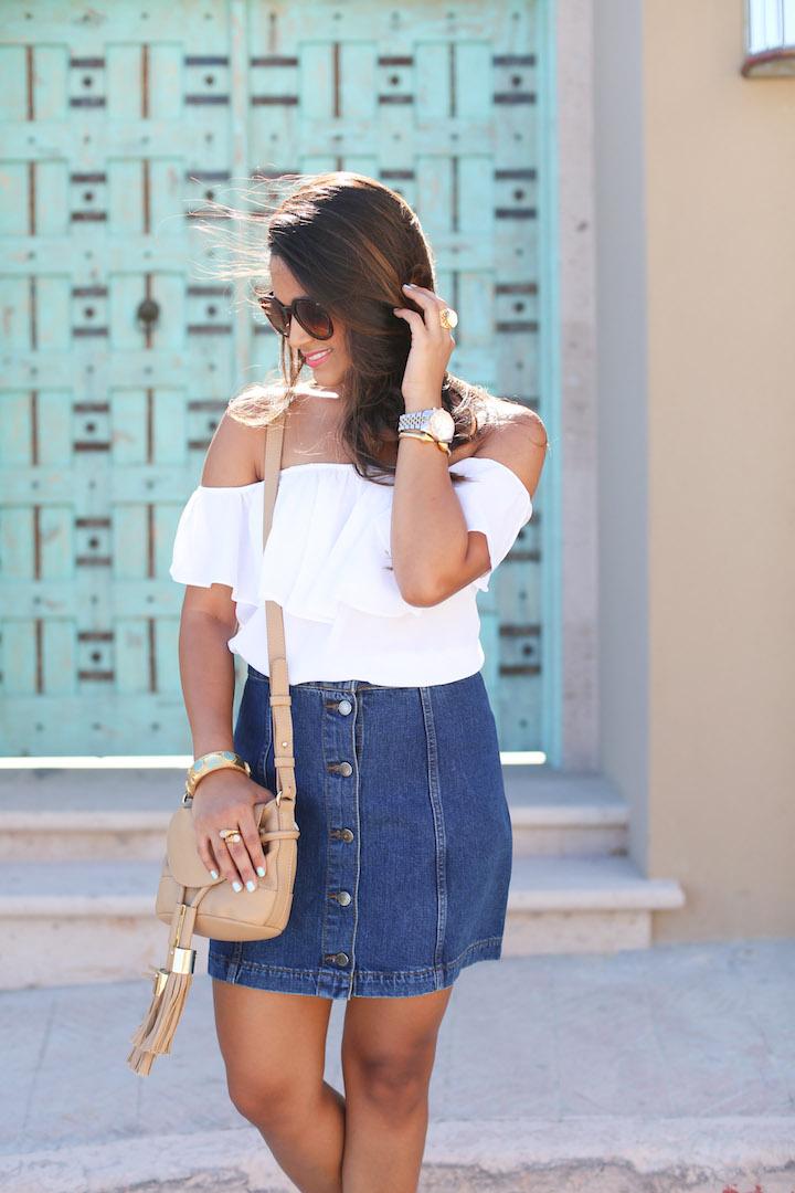 topshop-denim-skirt