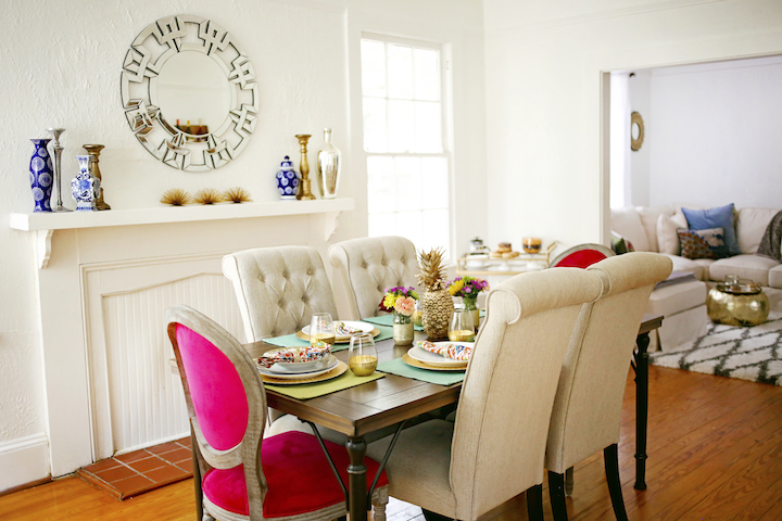 Shop My Dining Room Table