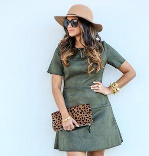 olive-suede-dress