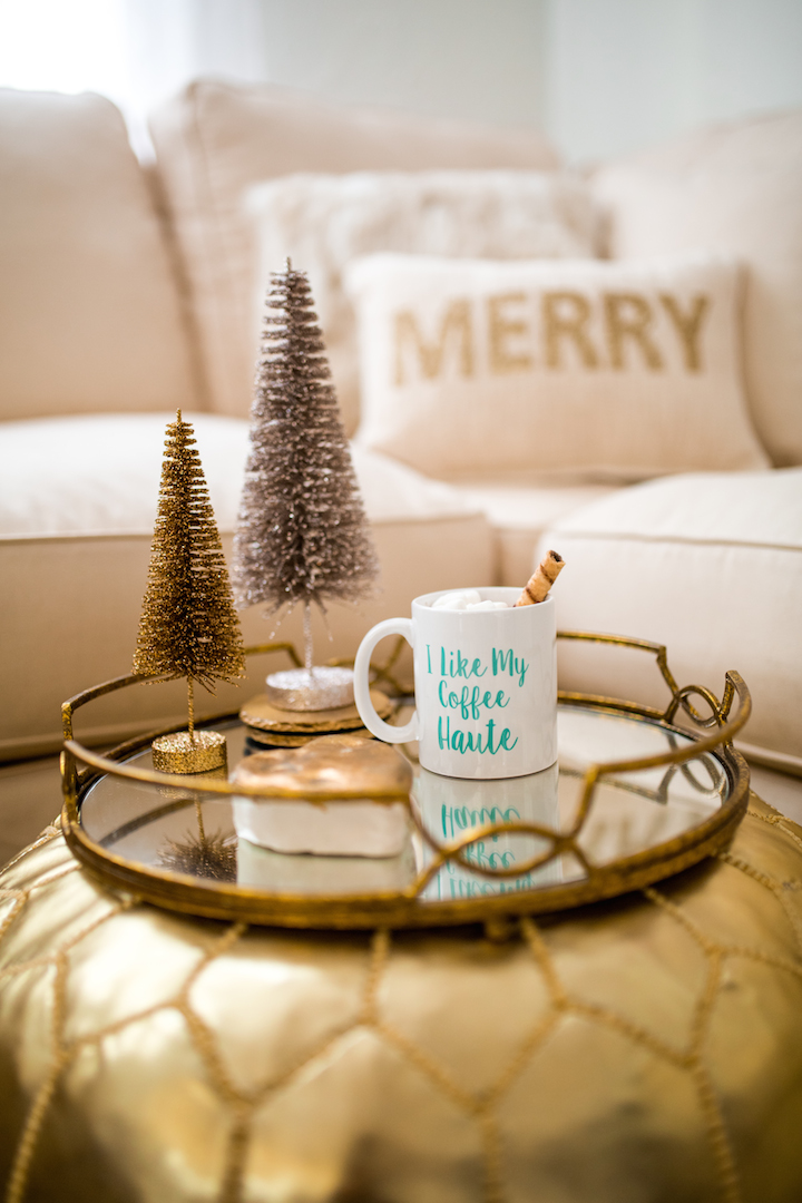 How To Decorate Your Home For The Holidays Haute Off The
