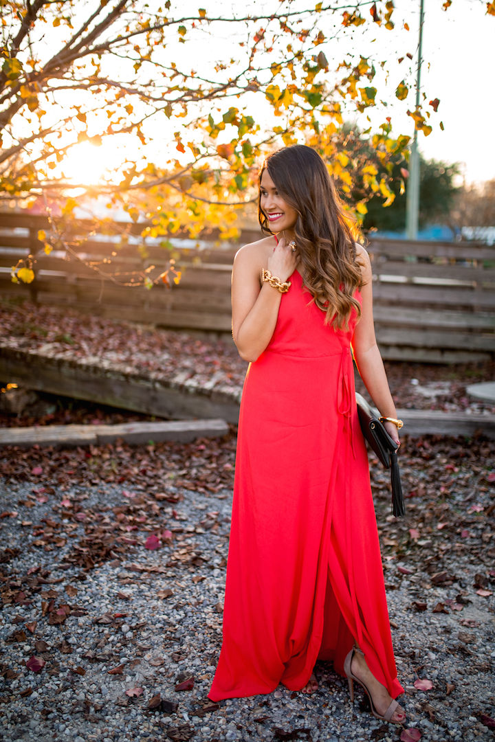The Perfect Christmas Eve Dress Haute Off The Rack