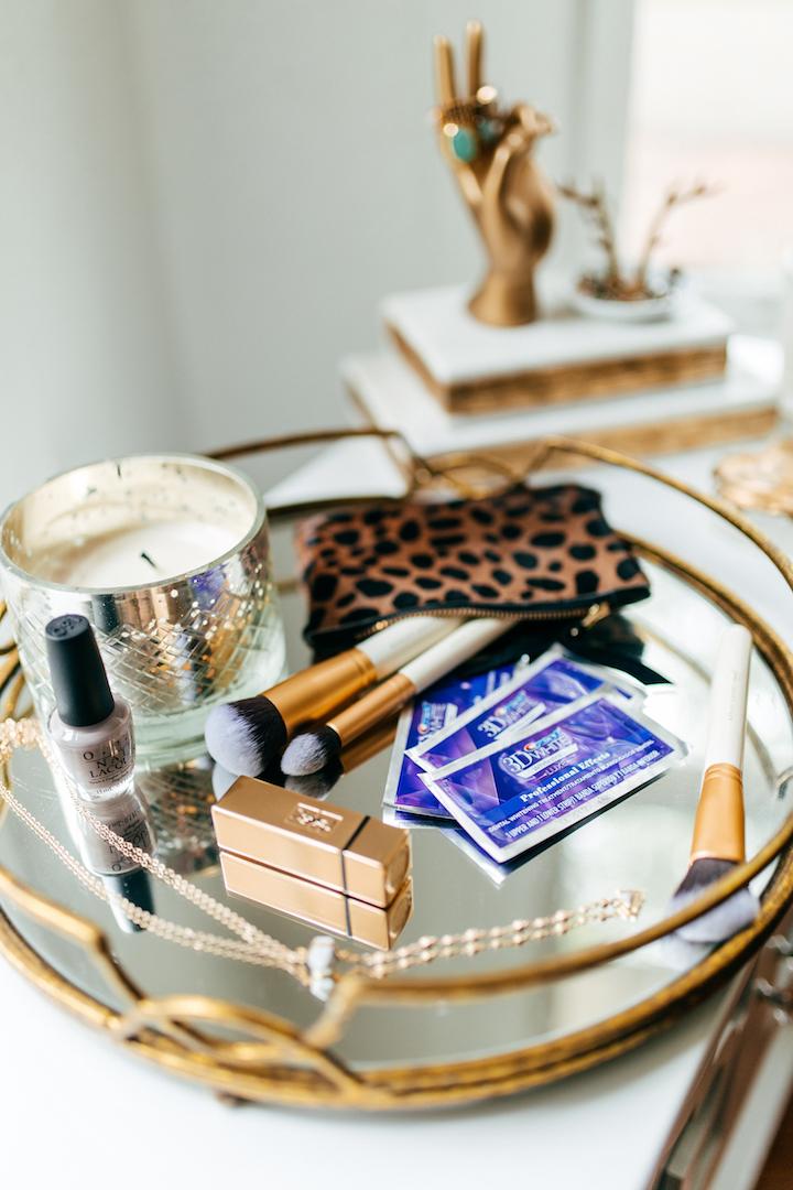 gold-makeup-brushes