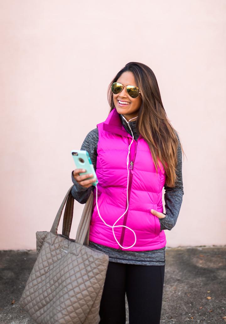 pink-north-face-vest