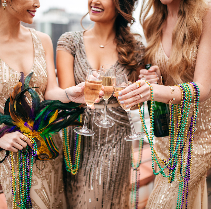New Orleans Mardi Gras 2016 Recommendations · Haute Off The Rack