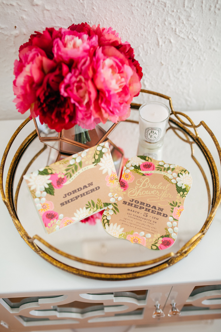Spring bridal shower invitations haute off the rack filmwisefo