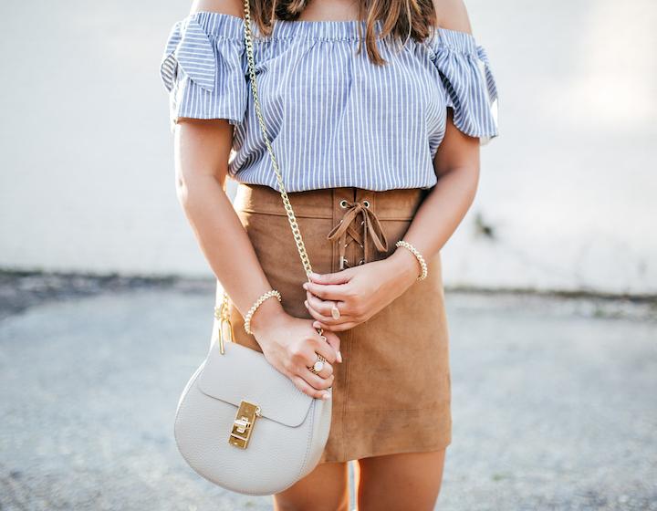 tan-suede-skirt