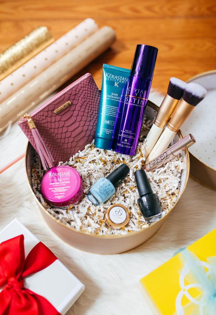 beauty-gift-basket-ideas