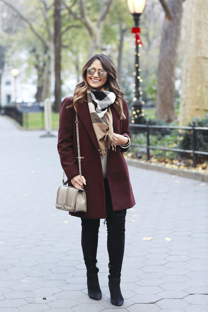 Christmas Day Outfit Ideas - Haute Off The Rack