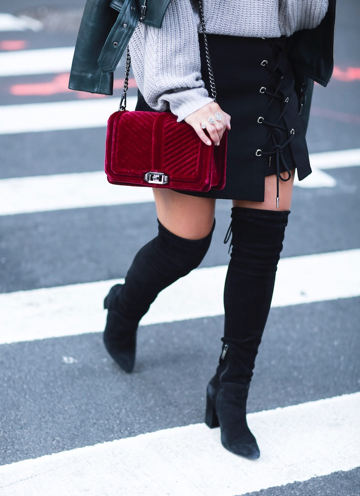 lace-up-skirt