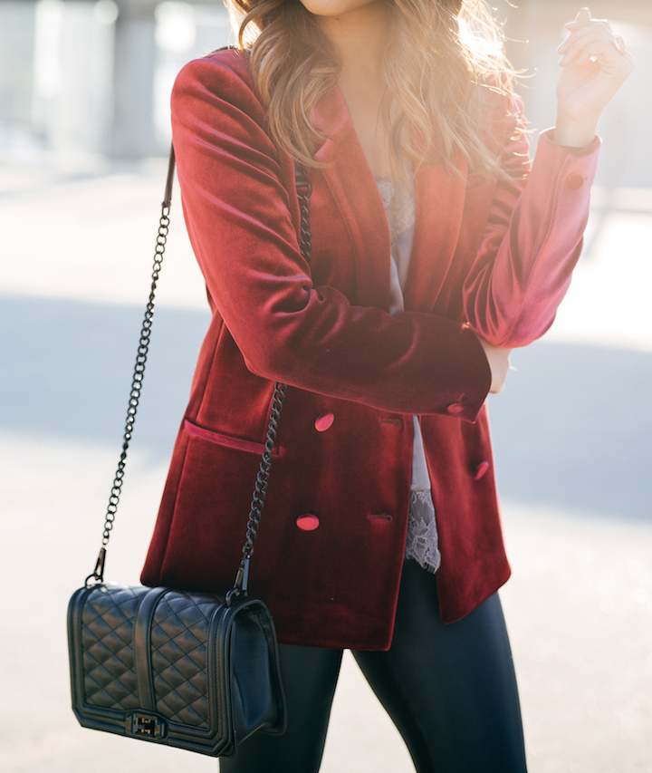 - Chic Christmas Eve Outfit Idea · Haute Off The Rack