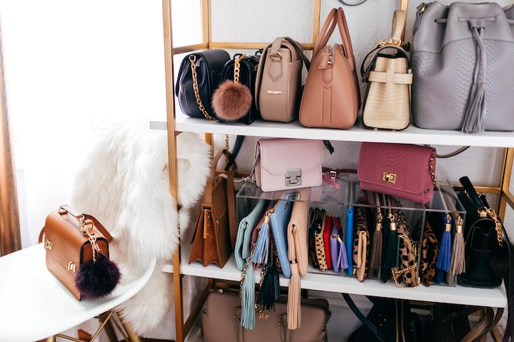 handbag-display