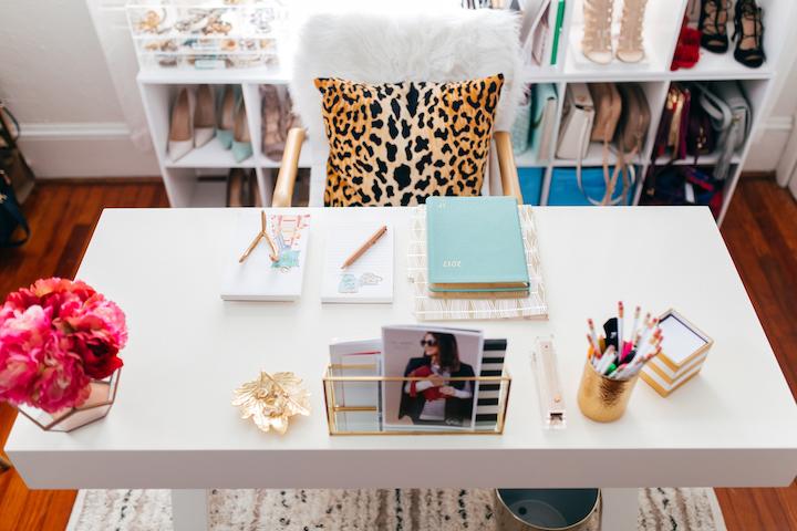 white-desk