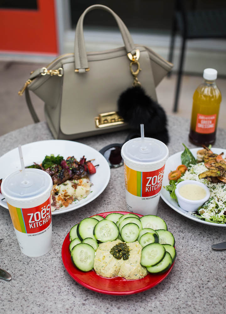 Favorite Weekly Lunch Spots Zo 235 S Kitchen Haute Off The Rack