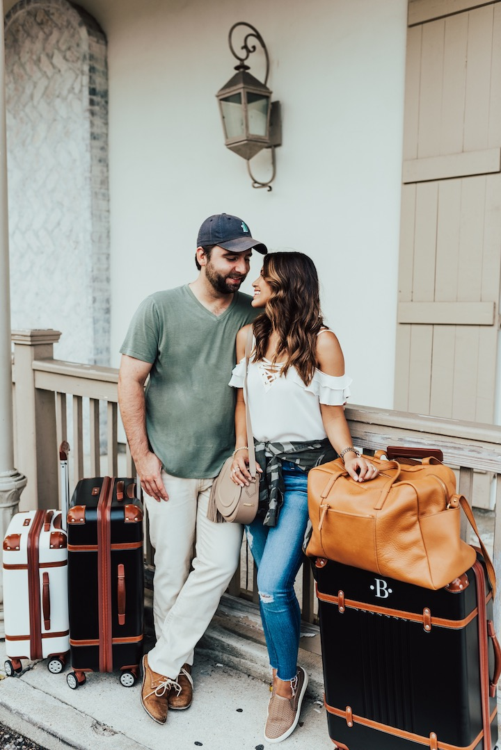 His & Hers Summer Travel Style · Haute Off The Rack