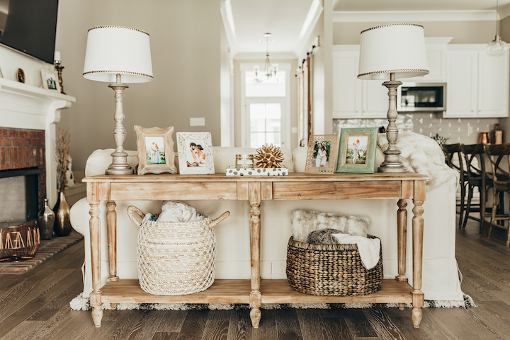 Room Off Foyer : The perfect foyer table · haute off rack
