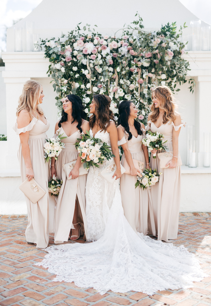Wedding Wednesday Bridesmaids Dresses That You Ll Want To Wear