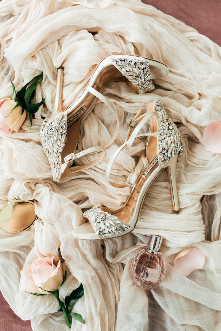 e89a3640d5783 The Badgley Mischka Selena Strappy Sandal! These heels sit right at the top  of my list because I love the embellished jewel details.