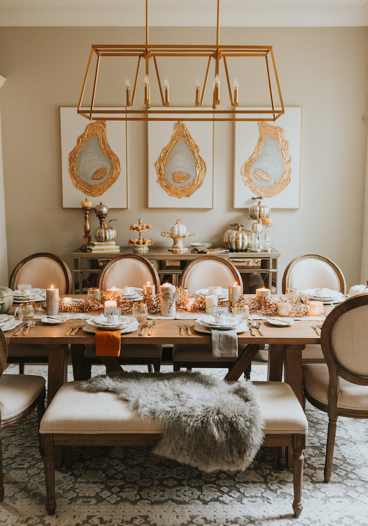 3 Tips On How To Host Your First Friendsgiving Haute Off