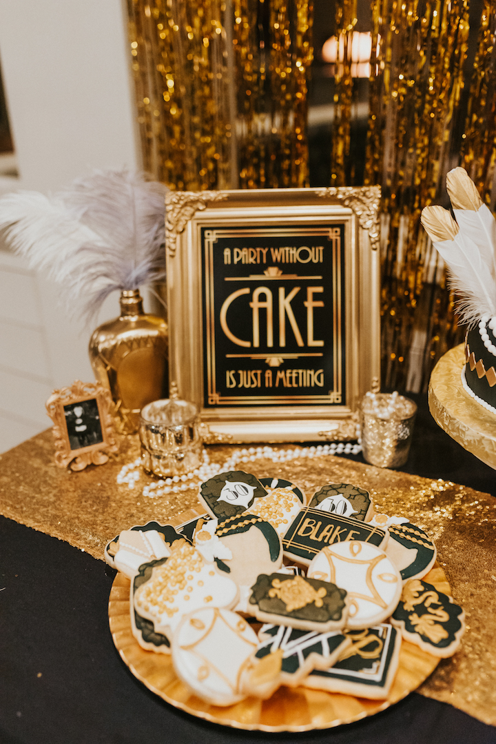 How To Throw A Great Gatsby Themed Party Haute Off The Rack