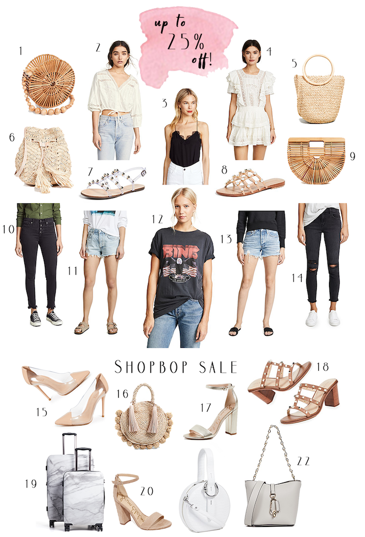 0a778749b Top Picks from the Shopbop Spring 2019 Sale · Haute Off The Rack
