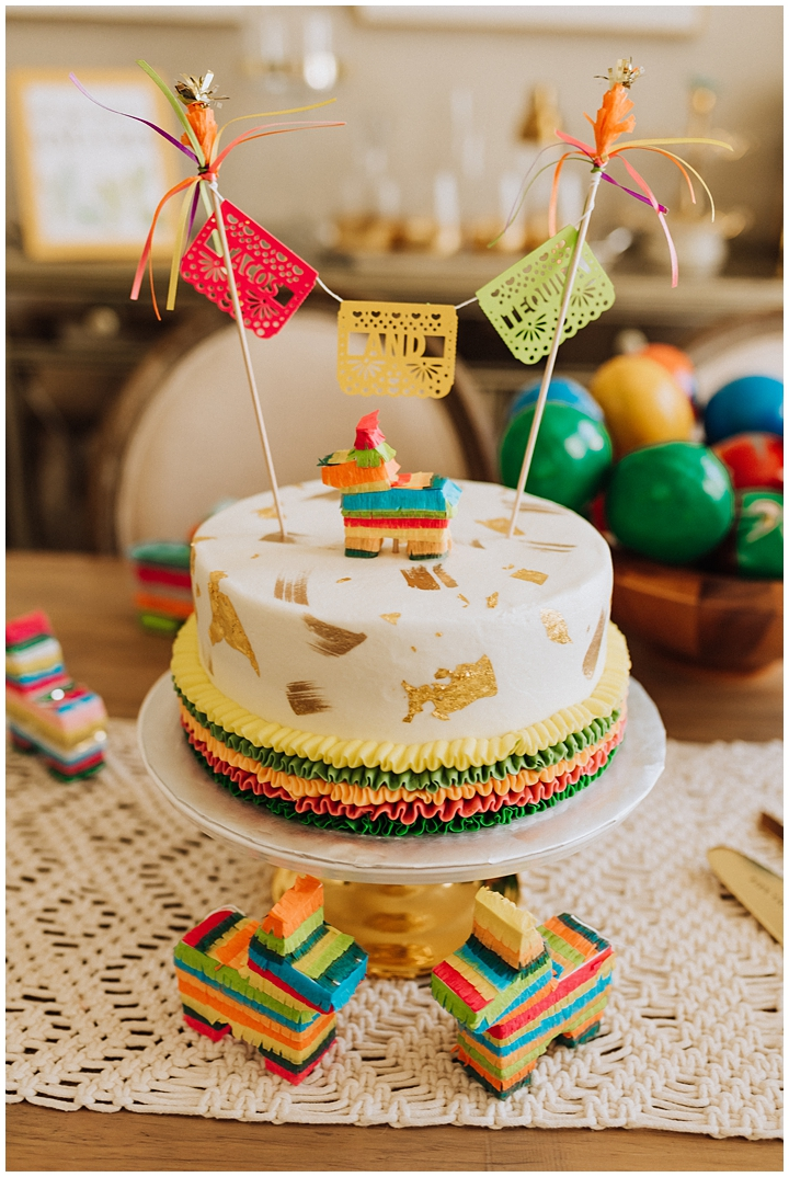 Cinco De Mayo Themed Baby Shower Haute Off The Rack