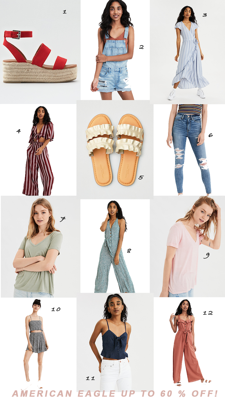 4th Of July Sale Round Up 2019 Haute Off The Rack
