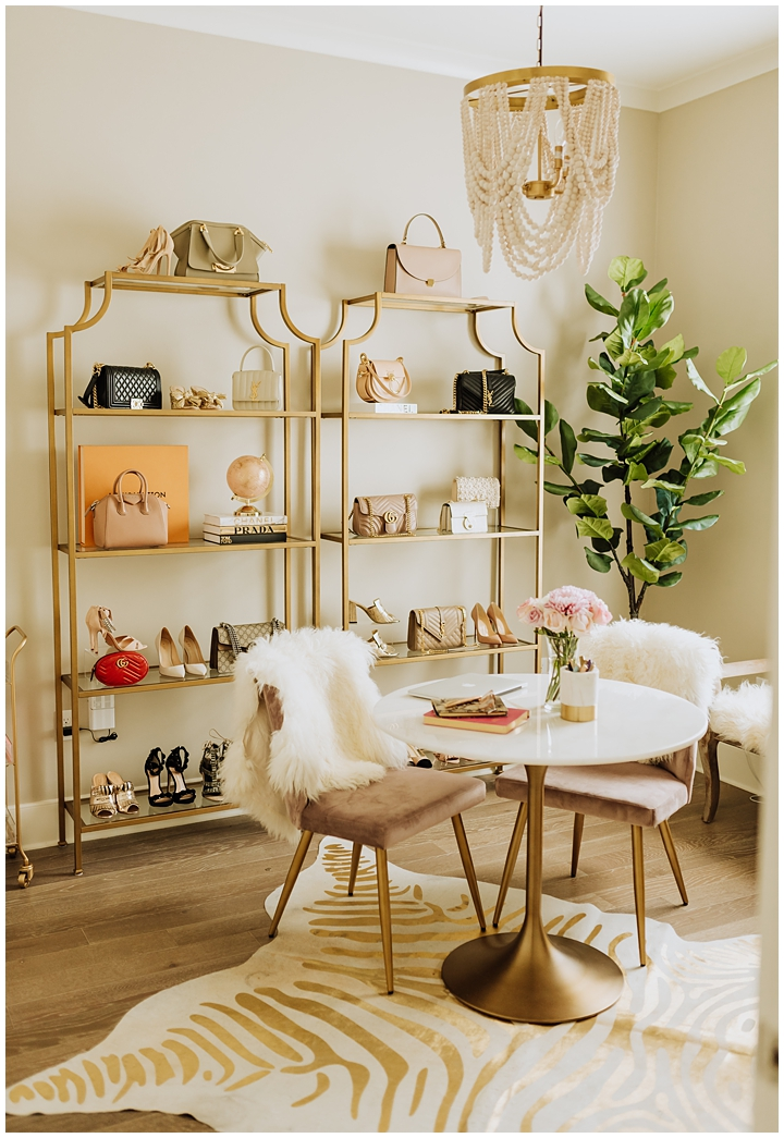 glam office