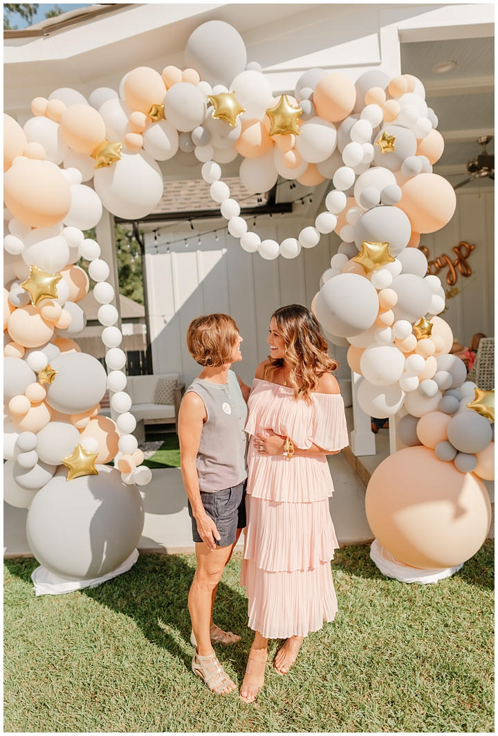 Baby Gender Reveal Party Decor & Details - Haute Off The Rack