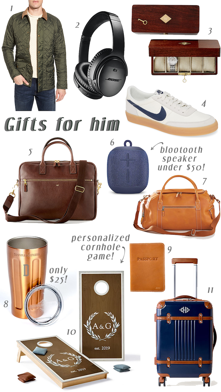 gifts for him 2019