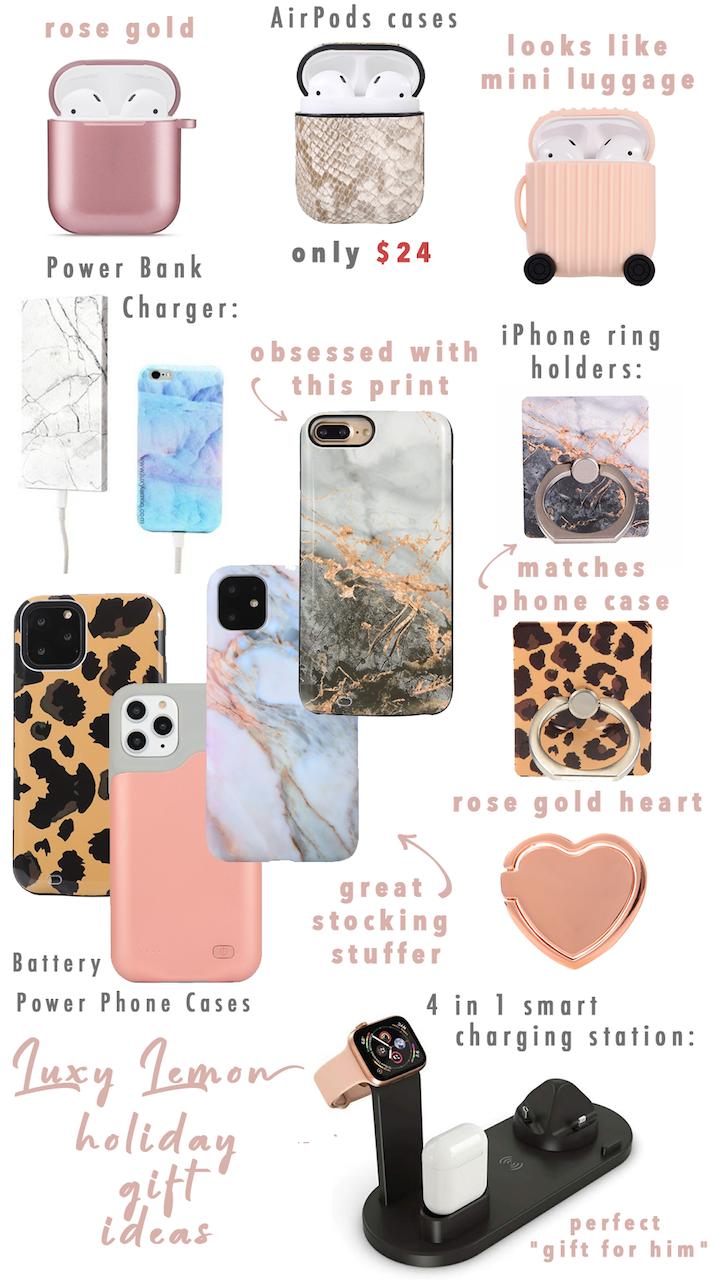 luxy lemon iPhone cases